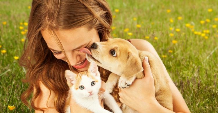 Con una mascota tu vida cambiará por completo (Foto. Istock)