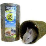 Túnel de heno para hámsters de Kiwoko