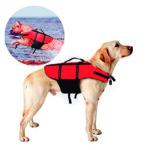 Un chaleco salvavidas es fundamental si vas al agua con tu perro (Amazon.com)