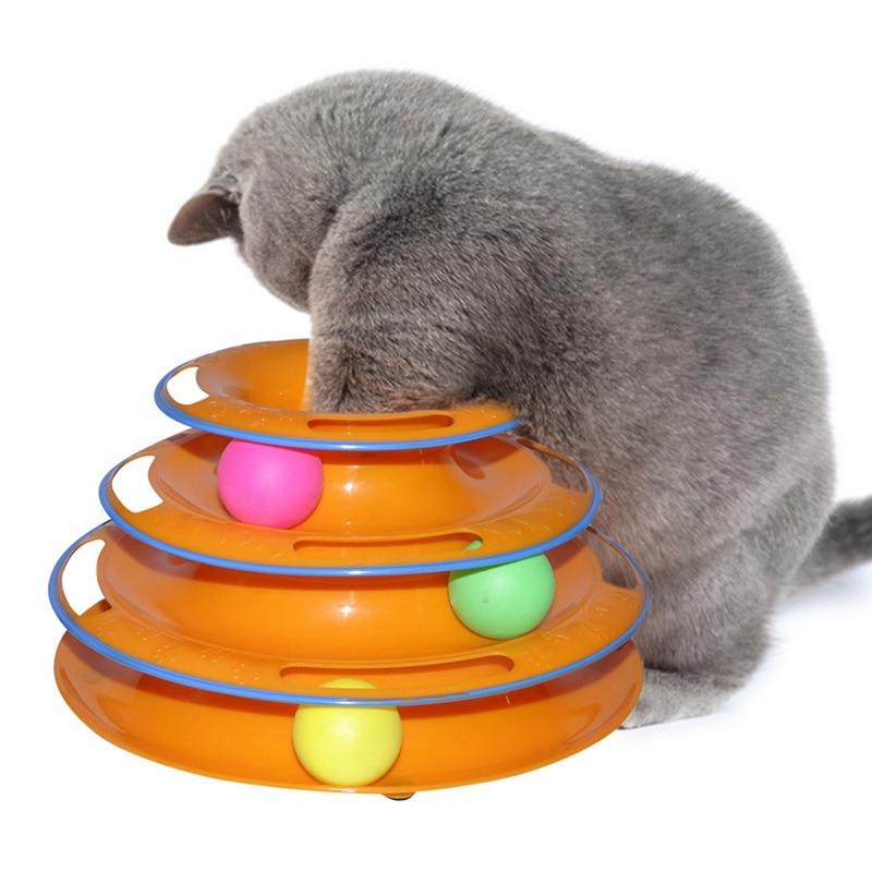 Juguete inteligente para gatos